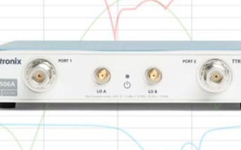 TTR500系列2端口2路矢量网络分析仪的性能特...