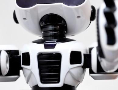 研究人员正在解决机器人处理信息速度和移动速度之间的差距