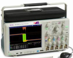 DPO5000B系列示波器的性能指标及特点分析