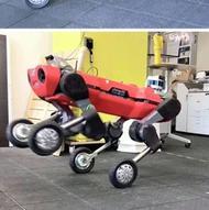 腿+轮式动力!瑞士四足机器人展示最佳混合步态、运动更灵活