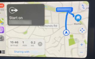 如何在iPhone上分享您的驾驶预计到达时间