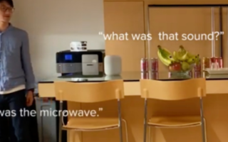 如何使用音频来估计与讲话用户之间的距离,并识别周围的声音