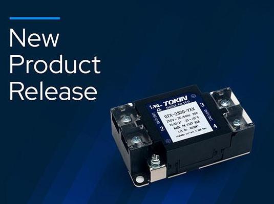 基美電子推出GTX系列塑封單相濾波器 可提供出色的EMI衰減性能