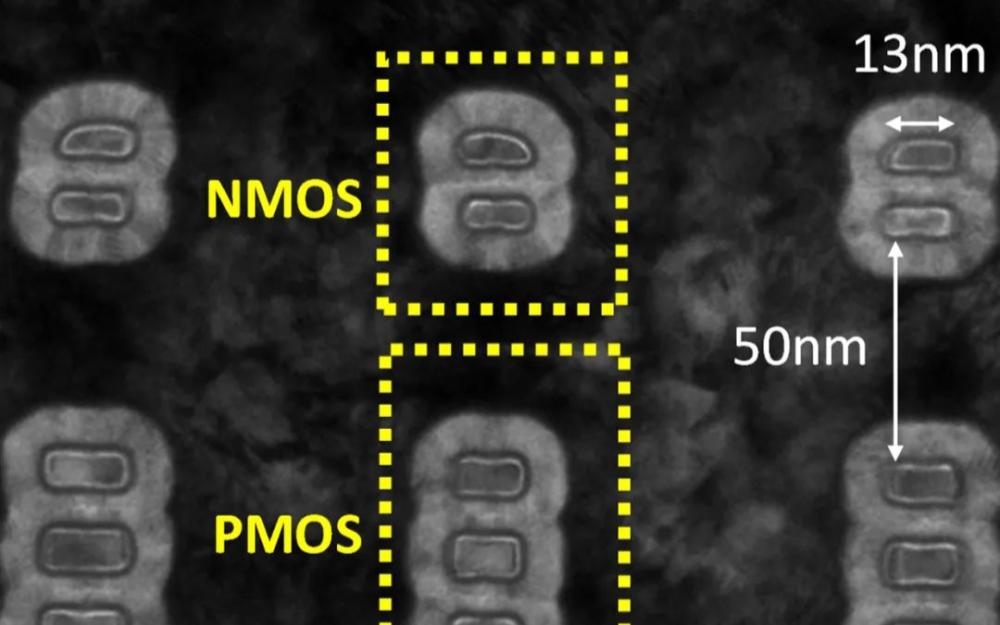 英特尔的最新技术:堆叠纳米晶体管