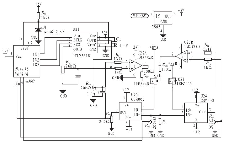 如何使用ARM实现BUCK型开关电源的设计
