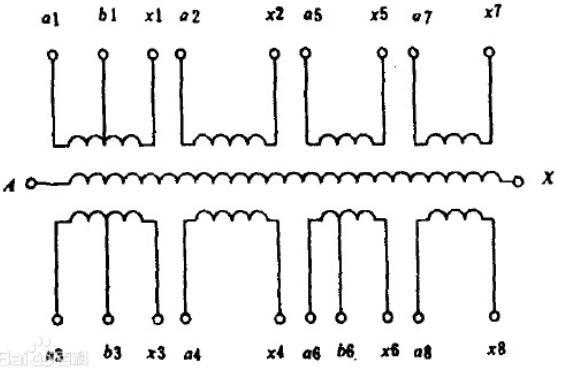 机车牵引变压器原理及结构