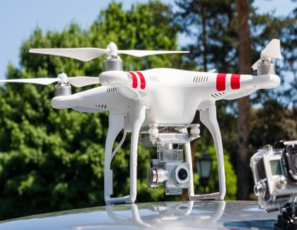 无人机更好地保障大型基础设施更安全准确