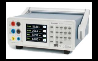PA1000单相功率分析仪的性能特点及应用范围