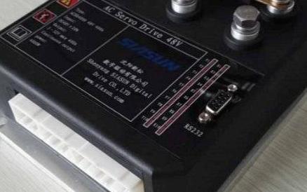 新松大功率低压伺服电机与低压伺服驱动器介绍