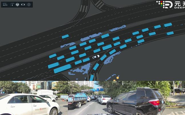 元戎启行城市路测超100万公里,实现非核心城区场景300万公里测试效果