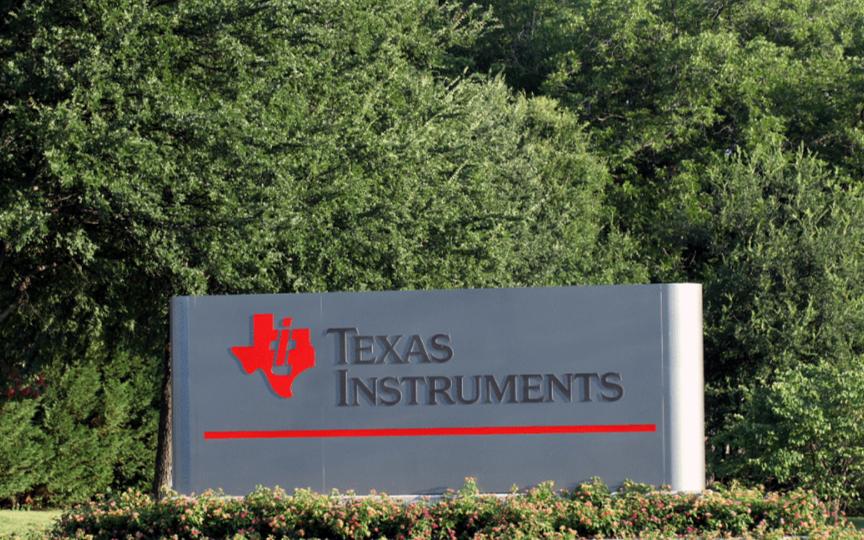 德州仪器净利润同比增长11.52% 嵌入式处理器的营业收入减少了20 %