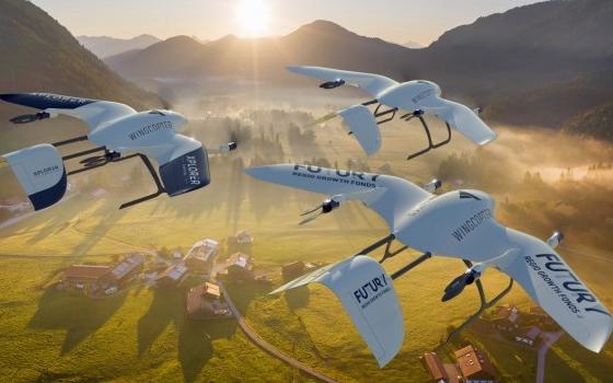 无人机送货公司Wingcopter计划在美国建厂并推出下一代无人机