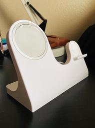 库克直呼内行 3D打印机制造出苹果MagSafe Duo 立式充电底座