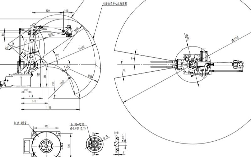 华数机器人码垛新品HSR-MD410面世 将助推制造自动化、智能化
