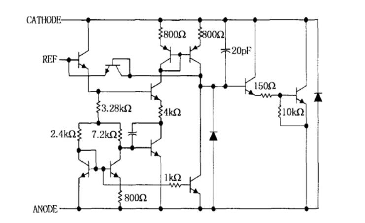 TL431在开关电源反馈回路中的应用