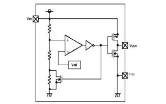 PW4200电压检测芯片的数据手册
