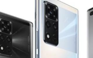 荣耀V40 5G具有6.72英寸OLED显示屏