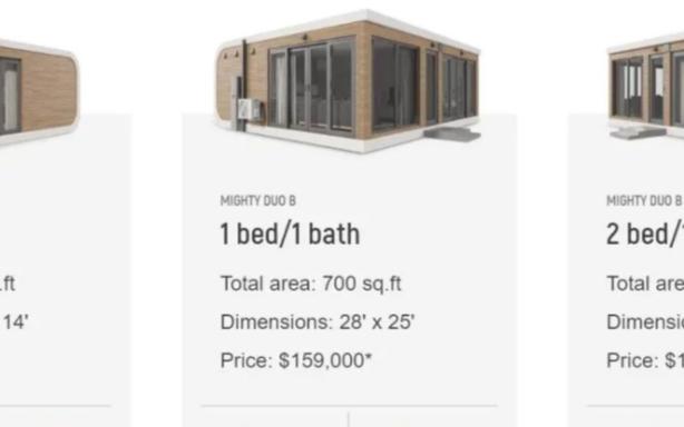 美国已经开始卖3D打印的房子了