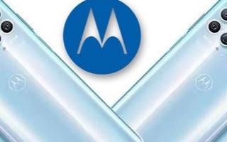 摩托罗拉正在为2021年的Moto G系列进行重新设计