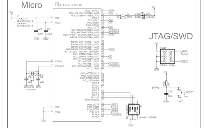 基于LPC111x的DMX512RDM主机资料合集免费下载