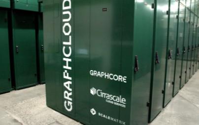 Graphcore与Cirrascale联合发布Graphcloud