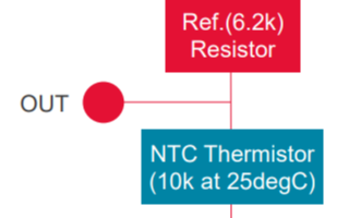 ML51單片機通過ADC驅動NTC傳感器測量溫度實例