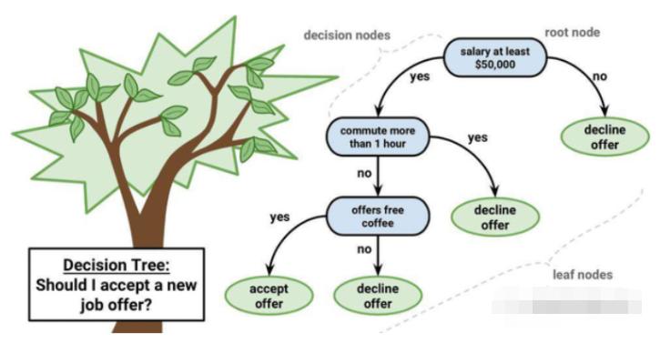决策树的一般流程及应用