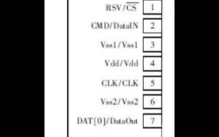 基于PIC16F73B微处理器和多媒体卡MMC实现便携式数据采集系统的设计