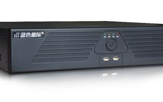 蓝色星际BSR-NR9100H-CF视频压缩录像机的产品性能测评