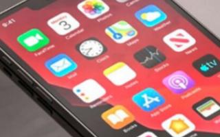新型号的苹果智能手机将配备内置指纹扫描仪