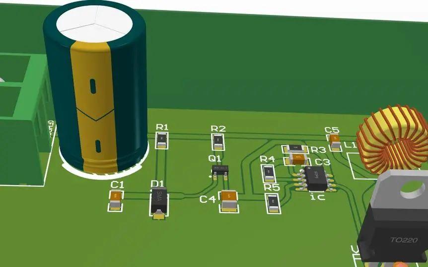 大功率无线输电资料:12V2A大功率无线供电模块方案电路