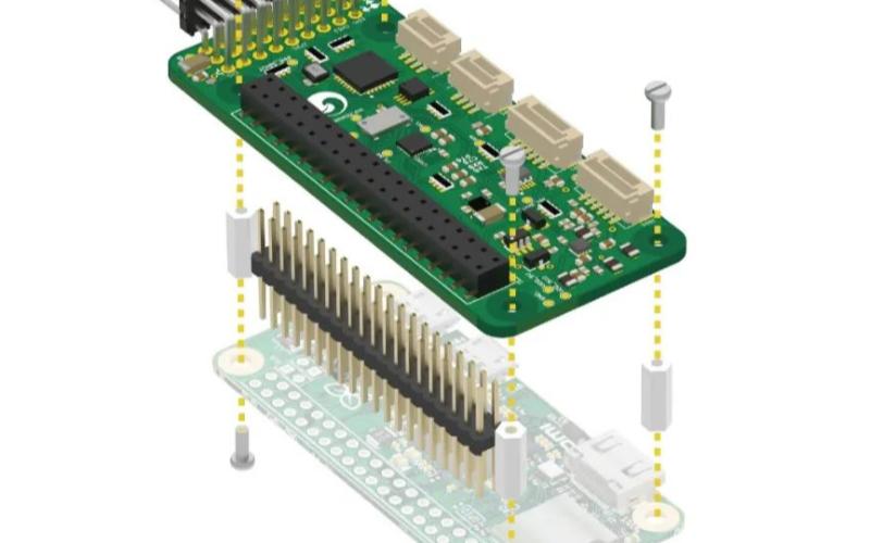 带有Pi Zero和PXFmini的自动驾驶智能无人机制作步骤