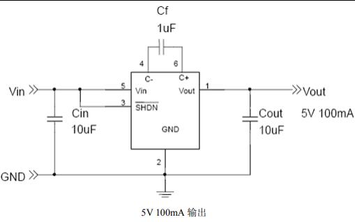 G320C可调节电荷泵电路的数据手册免费下载