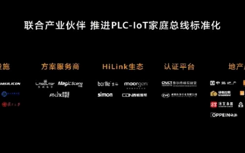 华为携PLC-IoT技术入局智能家居产业,其优势何在