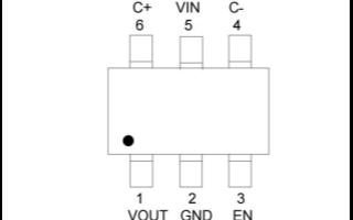 CP2128低噪声电荷泵型DCDC转换器的数据手册免费下载