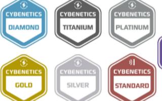 Cybenetics创建了各种徽章来评估电源的特定方面
