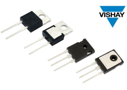 Vishay推出新型650V SiC肖特基二极管,提升高频应用能效