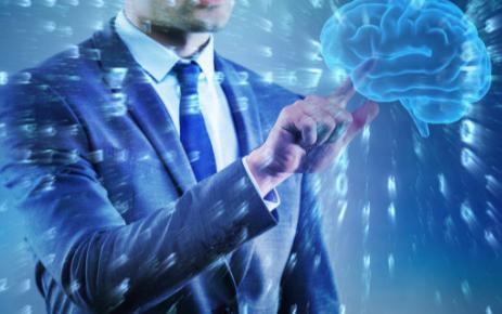 利用可穿戴传感器和人工智能软件来确定一个人想要做出的手势