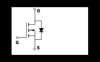 PW2307半导体场效应晶体管的数据手册免费下载