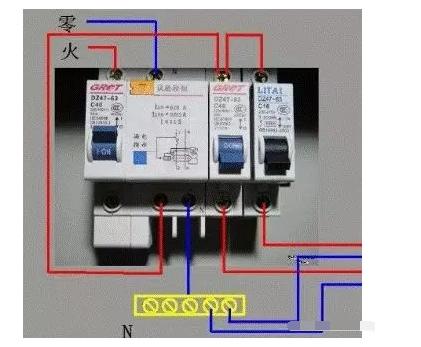 配电箱的接线方式/安装方法/分类/注意事项
