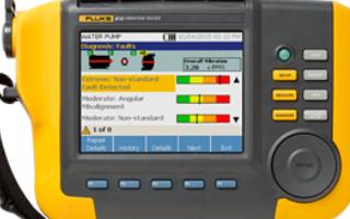 Fluke 810测振仪的功能特点及应用优势