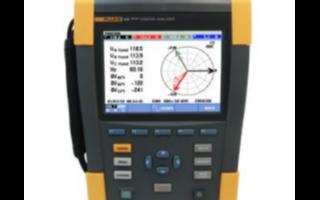 Fluke 434 II系列三相电能质量分析仪的性能特点及应用范围