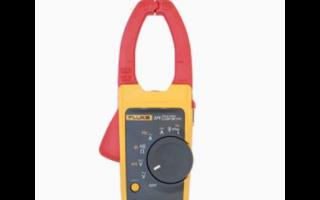 Fluke 375真有效值钳形电流表F375FC的功能特点及应用优势