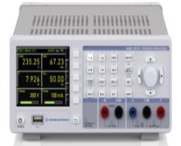 HMC8015动态升级型功率计的性能特点及应用优势分析