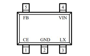 PW2053同步降压调节器的数据手册