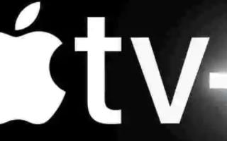 苹果第二次延长了TV +的试用期