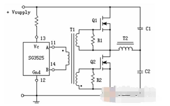 LCC电源设计的一些问题分析