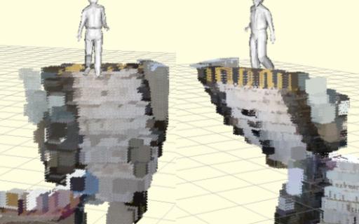 航天科工四足机器人智能感知系统研究工作取得突破性进展