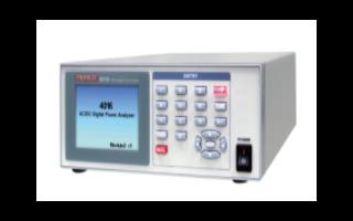 4016交直流数位功率分析仪的功能特点及应用范围