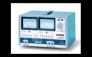 GAD-201G自动失真度测试仪的性能特点及应用